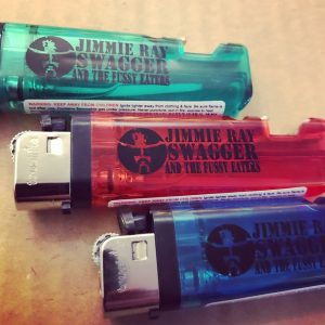 Swagger lighters / bottle openers