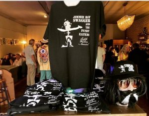 Jimmie Ray Swagger and the Fussy Eaters T-Shirts